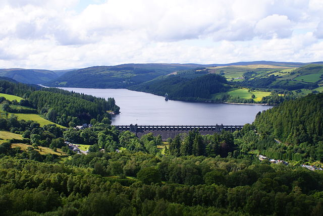Things to Do in Wales Lake Vyrnwy