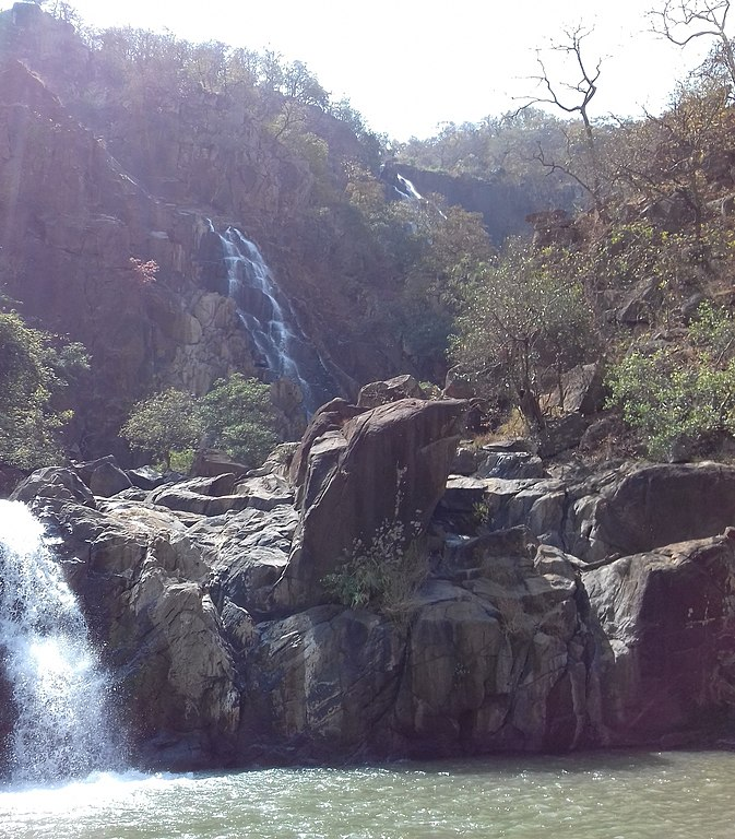 Lodh waterfalls