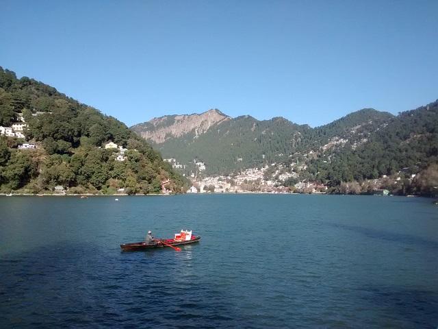 Naini Lake- Beautiful Valleys of Uttarakhand
