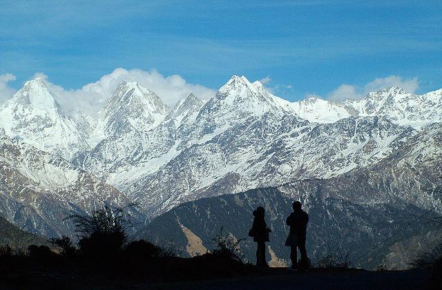 Panchchuli Peaks,Beautiful Valleys of Uttarakhand