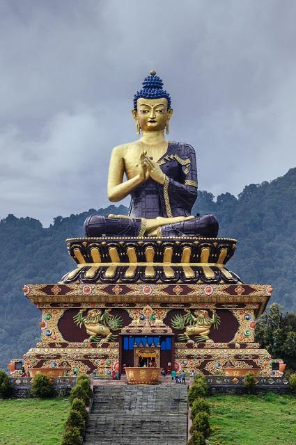 Buddha statue Ravangla