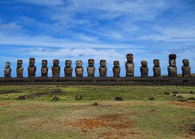 Best Relaxing Vacations Easter Island