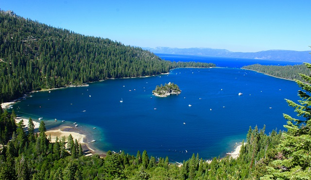 Places to See in California Emerald Bay