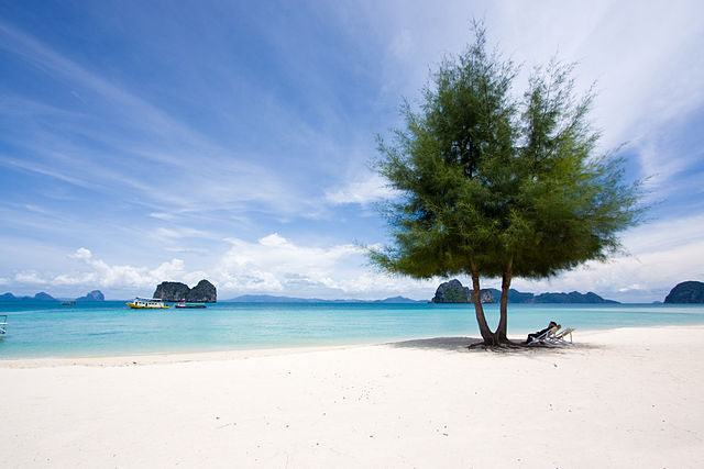 Best Relaxing Vacations Koh Kradan, Thailand