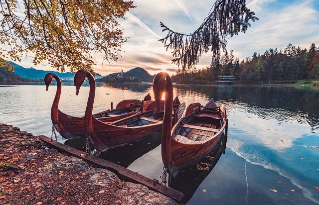 Lake Bled Boat Ride