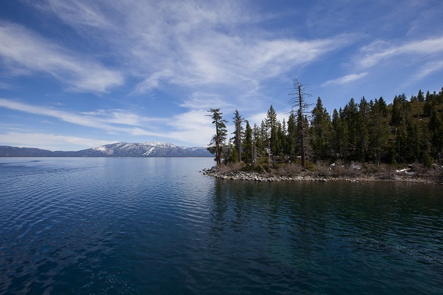 Places to See in California Lake Tahoe