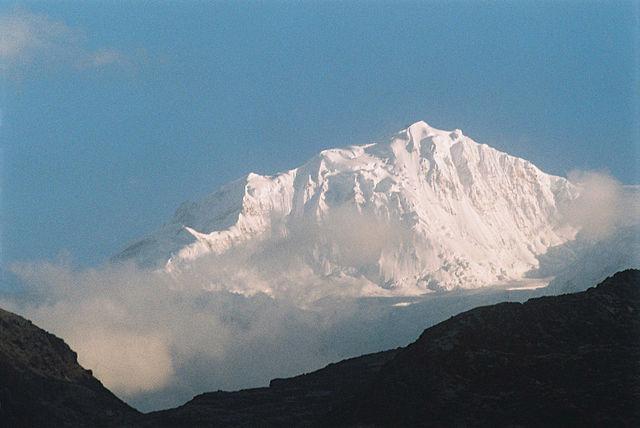 Mount Kabru