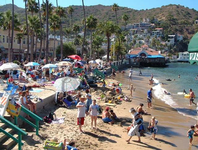 Places to See in California-Santa Catalina Island