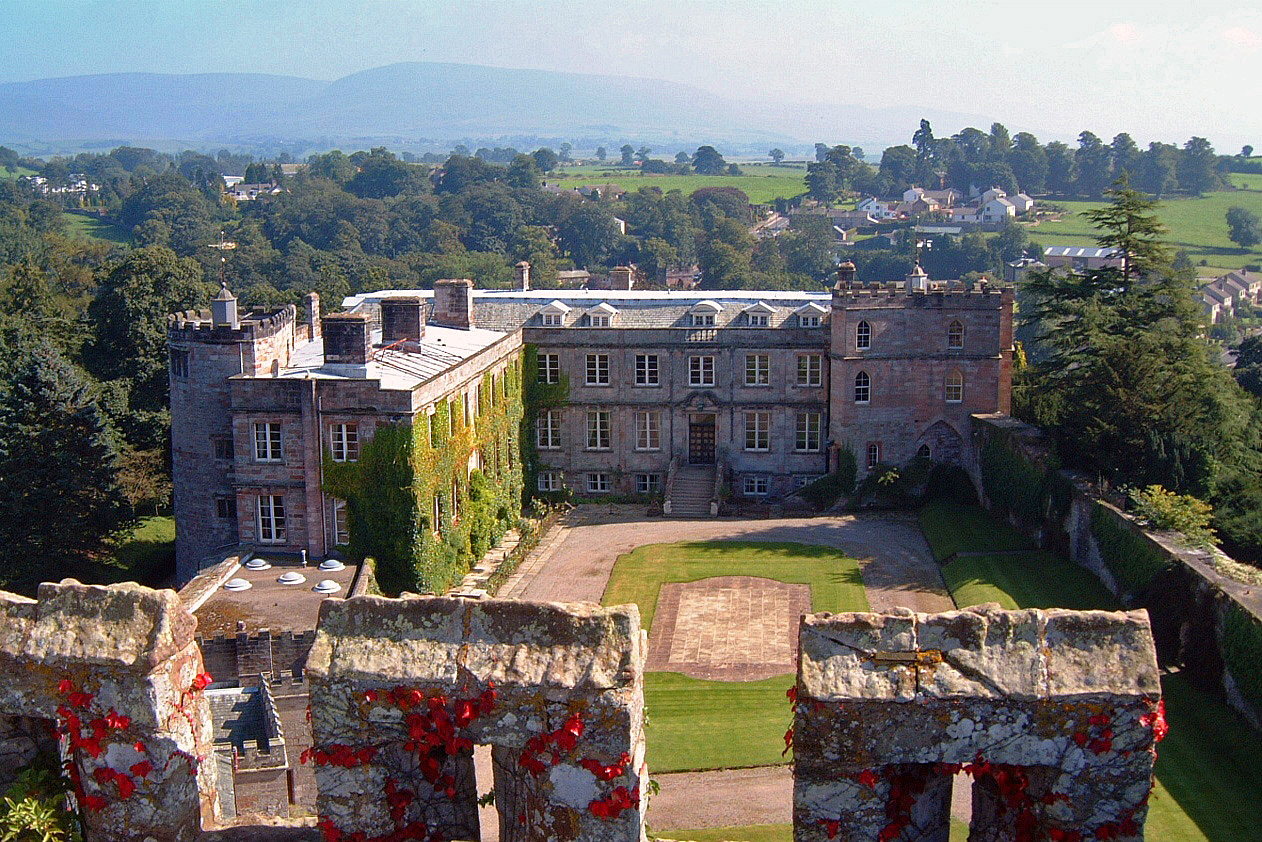 Best Castles to Stay in England Appleby Castle Hotel
