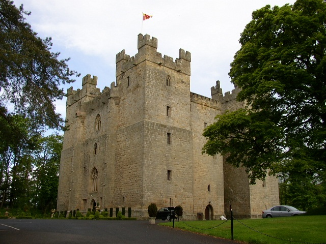 Best Castles to Stay in England Langley Castle