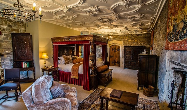 Best Castles to Stay in England Thornbury Castle Hotel