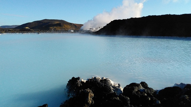 Blue Lagoon Geothermal Spa