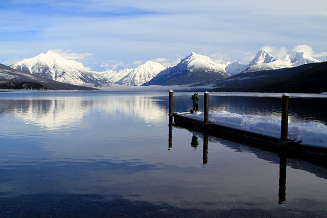 Montana Attractions Lake McDonald