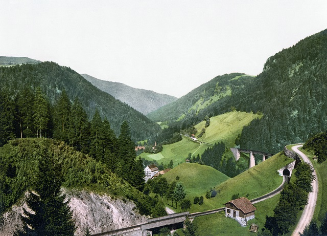 Black Forest Railway Scenic Train Rides