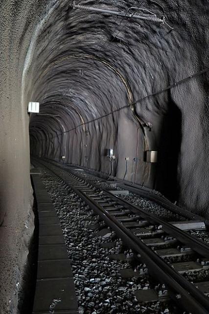 Furka Tunnel