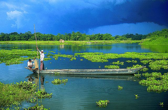 Majuli Island Assam India