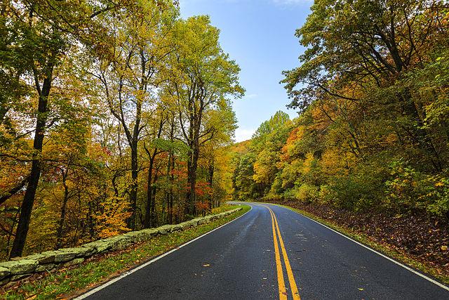 Romantic Getaways Shenandoah National Park