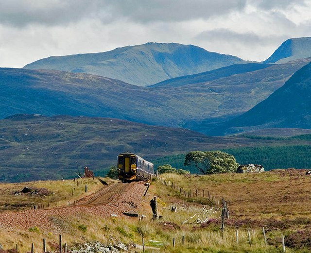 West Highland Line Scenic Train Rides