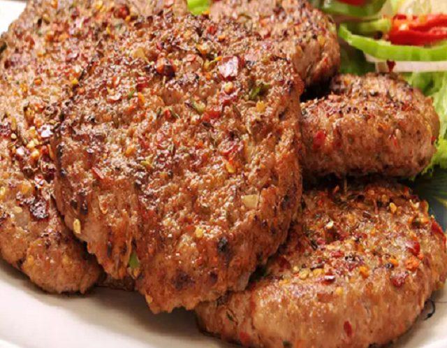 Peshawari chicken kebab