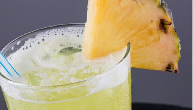 Pineapple soda