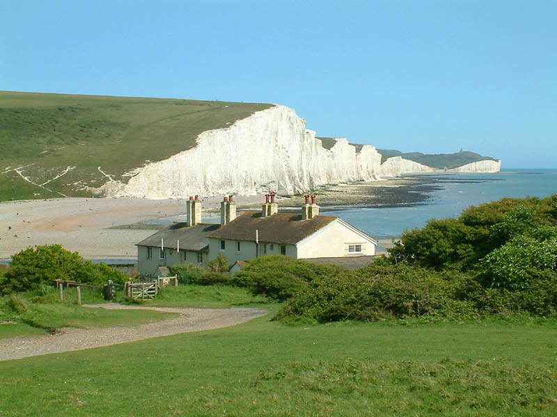 Seven Sisters Park- Staycation in England