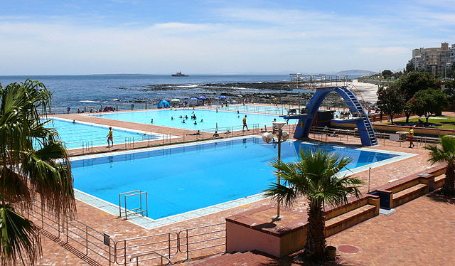 Best Things to Do in Cape Town swimming pool in Sea Point