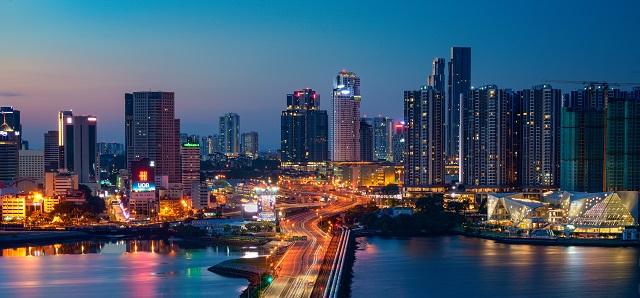 Cities in Malaysia Johor Bahru
