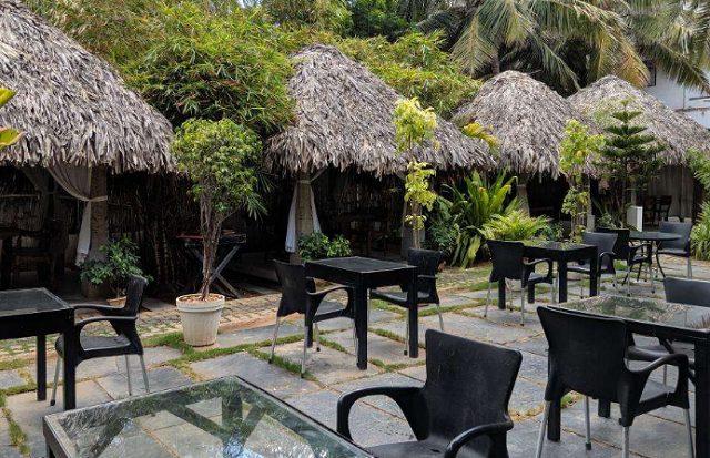 Kipling cafe social chatting place