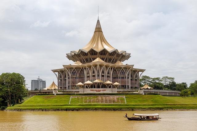 Kuching- Beautiful Cities in Malaysia