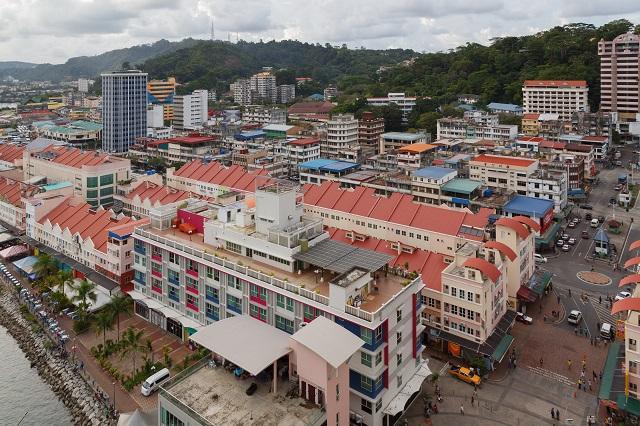Beautiful Cities in Malaysia Sandakan