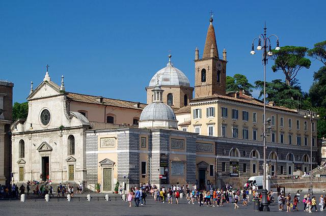 Churches in Rome Basilica of Santa Maria del Popolo