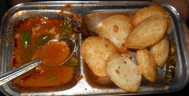 Rajasthani Snack Dhuska