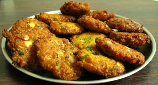 Rajasthani Snack Kalmi Vada