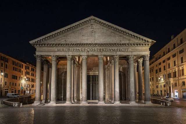 Churches in Rome: Pantheon