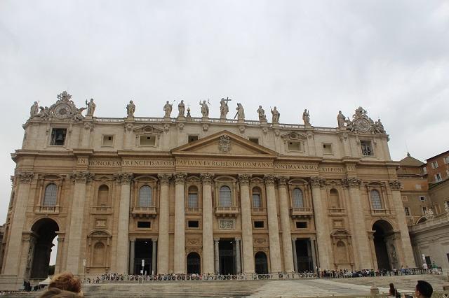 Churches in Rome: Sistine Chapel