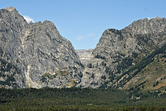 Death Canyon, Wyoming