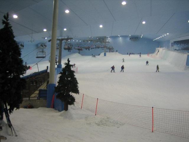 Dubai Ski Resort