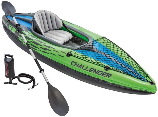 Easy to Carry Inflatable Water Sports Equipment inflatable kayak
