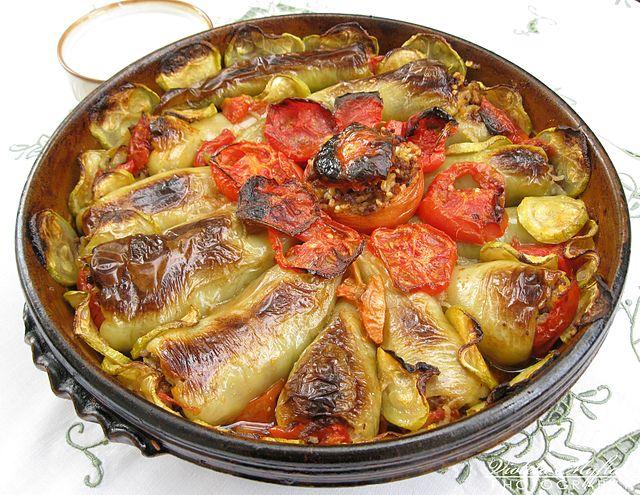 Persian Food: Dolma