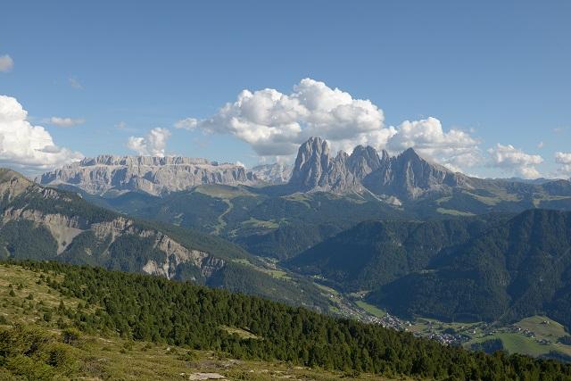 Top Vacation Spots Dolomites, Italy