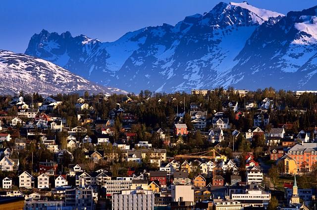 Top Vacation Spots Tromso