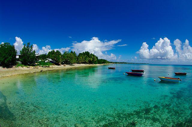 Top Vacation Spots-Tuvalu