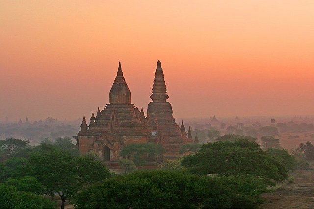 Ultimate Once in a Lifetime Vacation Spots Bagan