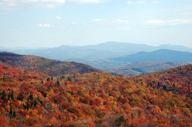 Breathtaking Fall Vacation Spots in USA