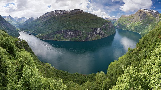 Ultimate Once in a Lifetime Vacation Spots Fjords of Norway