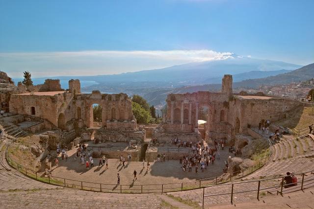 Greco-Roman Theater