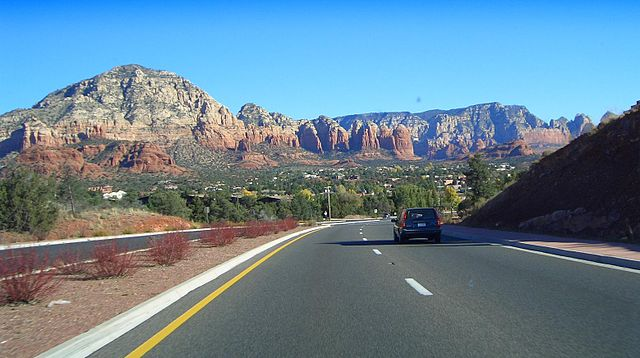 Route 89A
