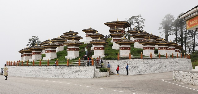 Best Places to Visit in Bhutan Dochula Pass