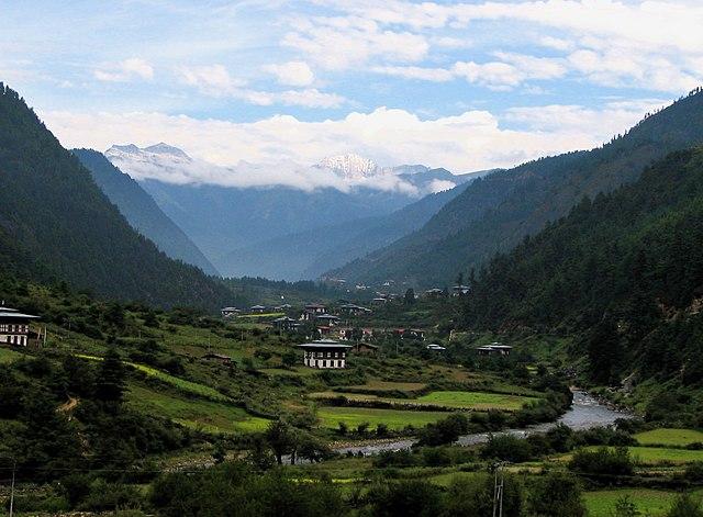 Best Places to Visit in Bhutan Haa valley
