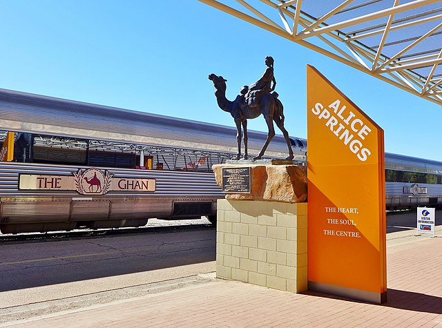 How to go to Alice Springs?
